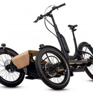 HNF-Nicolai CD1 Cargo Bike